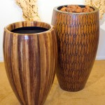 Pot Design Wood