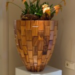 Pots design Wood